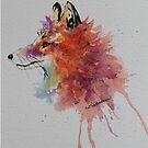 A Foxy Life by Sharen Chatterton