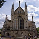 Winchester Cathedral by Steven Guy