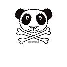 Fuzzybones™—Gong (Panda) by Trulyfunky