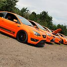 Photoshoot with Orange Focus' by Vicki Spindler (VHS Photography)