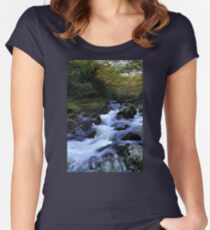 Tollymore Autumn Delight Women's Fitted Scoop T-Shirt