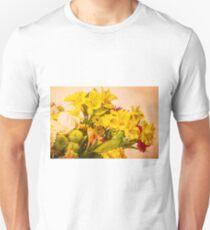 Yellowed Flowers T-Shirt