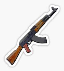 AKM Sticker