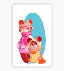 penelope pashmina Sticker