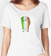 Irish flag- Ireland  boxing glove T-Shirt Women's Relaxed Fit T-Shirt