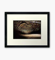 Cave-in-Rock Framed Print