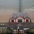 Saltburn Pier by Edward Gunn