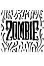 Zombie Logo (Creepy Dark) by Trulyfunky