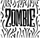Zombie Logo (Creepy Dark) by Trulyfunky