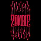 Zombie Logo (Bloody Red) by Trulyfunky