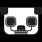 Zombie Panda by Trulyfunky