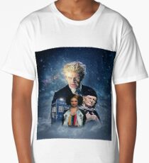 Doctor Who - The Twelfth Doctor and Bill Long T-Shirt
