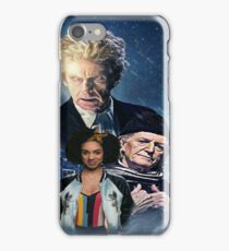 Doctor Who - The Twelfth Doctor and Bill iPhone Case/Skin