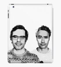 Jemaine and Taika 3 iPad Case/Skin
