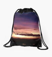 Sky Layer Drawstring Bag
