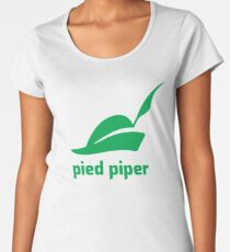 Pied Piper Women's Premium T-Shirt