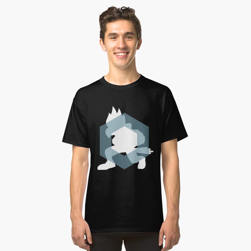 Zen Falco Classic T-Shirt Front