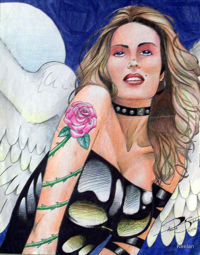 soul of a rose by Keelan