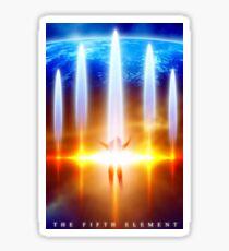 Fifth Element Movie Sticker