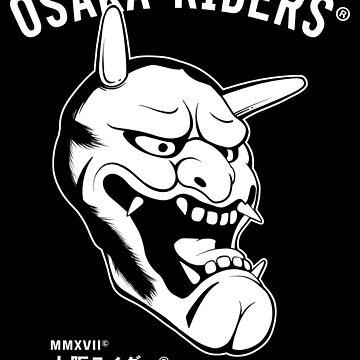 OSAKA RIDERS® II by BankaiChu