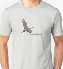 Sandhill Crane T-Shirt