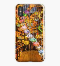 Camden Markets Lanterns iPhone Case/Skin