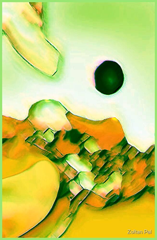 Landscape by Zoltan Pal
