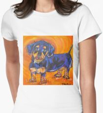 Winnie Womens Fitted T-Shirt