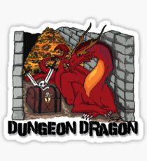 Dungeon (Dragon) Sticker