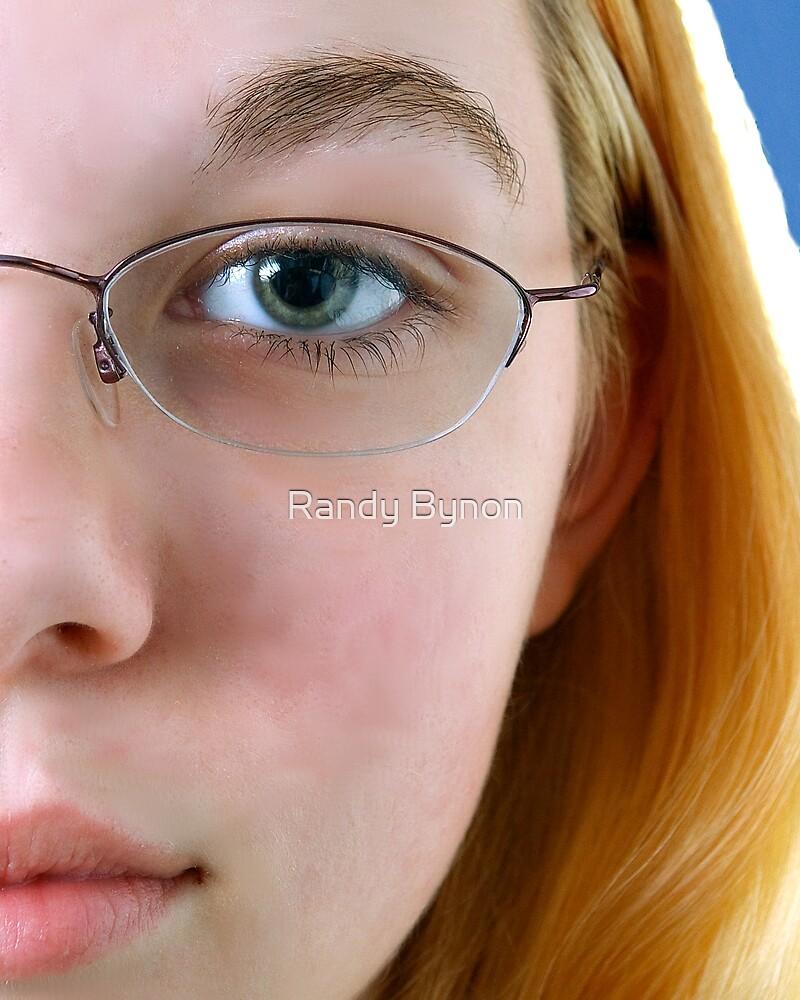 Eye to Eye by Randy Bynon