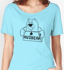 HusBear Women's Relaxed Fit T-Shirt
