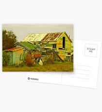 United Colors of Timaru Postcards