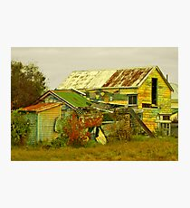 United Colors of Timaru Photographic Print