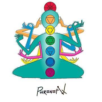 Wheel of Energy by Phrenetix