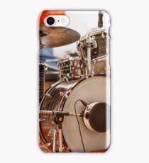 Recording Studio - Drum Kit iPhone Case/Skin