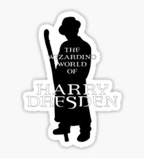 Wizarding World of Harry Dresden Sticker