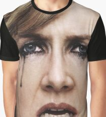 Laura Dern Crying! Graphic T-Shirt