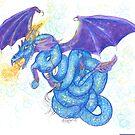 Knotty Dragon by Stephanie Small