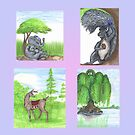 Children's Collection of Animals by Stephanie Small