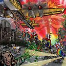 Rainbow-Bomber by Verne