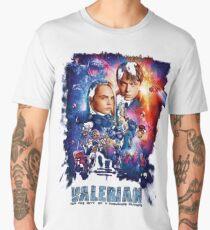 Valerian The Movies Men's Premium T-Shirt