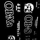 Black ObieWan Graphic by Adam Calaitzis