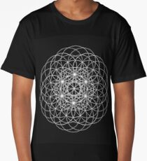 Sacred Geometry  Long T-Shirt