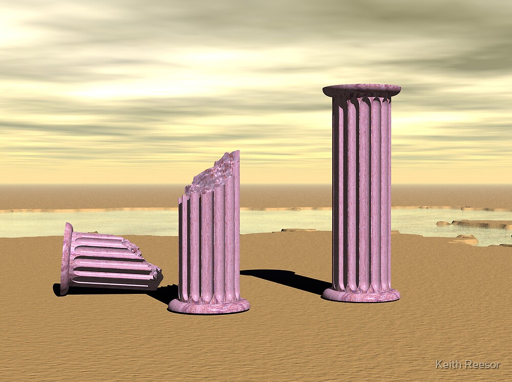 Columns by Keith Reesor