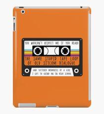 Old Sitcom Dialouge iPad Case/Skin