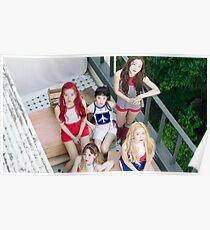 Red Velvet - Red Flavor Poster