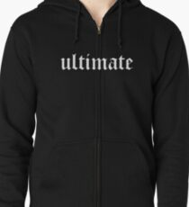ultimate denzel curry Zipped Hoodie