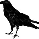 Ley Line Raven by schlarr