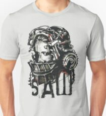 Saw Horror T-Shirt