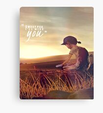 Clementine I'll miss you  Metal Print